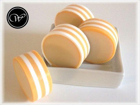 "Seife ""Vanillemilch"" - handmade soap ""Vanilla Milk"""