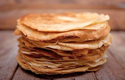 Receita de crepe de Whey Protein - Mulher Malhada