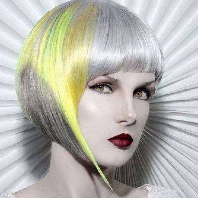 bob haircuts 64 best hair images on colourful hair 1434