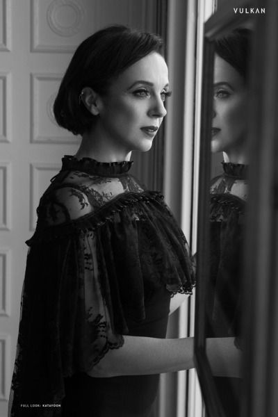 Amanda Abbington for Vulkan Magazine