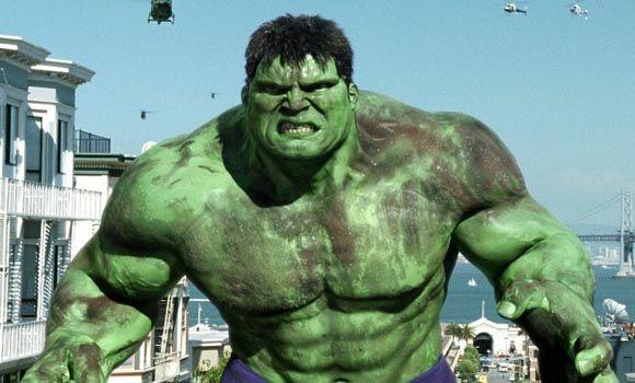 Ang Lee's Hulk 2003