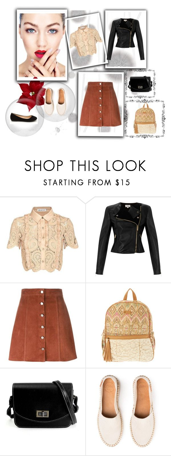 """""""I don't care Tuesday"""" by ogor2812 on Polyvore featuring Komar, self-portrait, Temperley London, Theory and tuesday"""