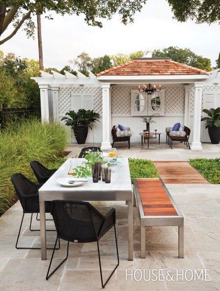Home Patio Gallery San Juan Puerto Rico: 71 Best Mediterranean Pergolas Images On Pinterest