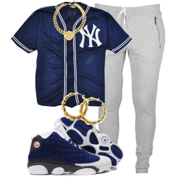 """Things used to be, now they're not."" by cheerstostyle on Polyvore I cant find a baseball jersey anywhere?!"