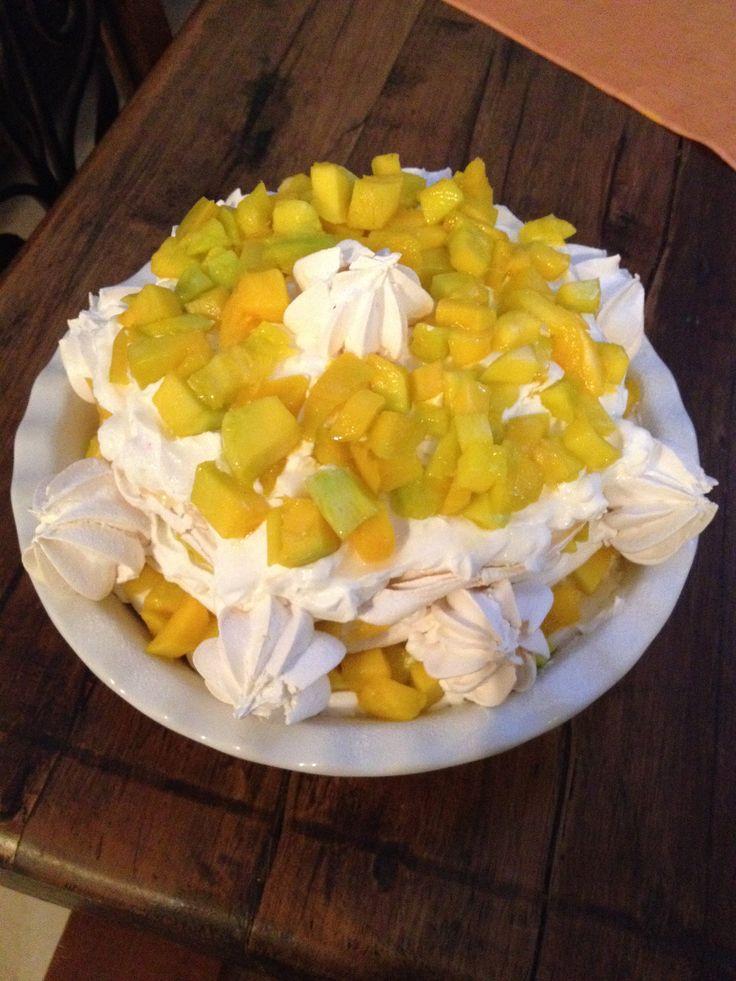 Merengon de Mango! Uff