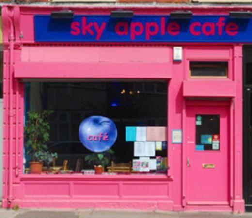 The Sky Apple - vegetarian restaurant in Newcastle