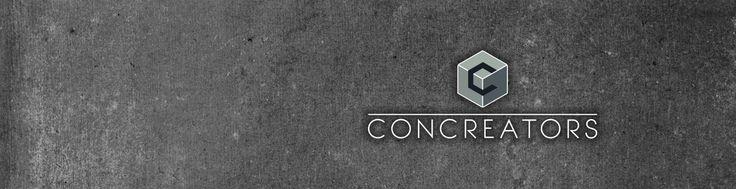 concreators meubel meubels tafel tafels beton beton-look betonlook tv hand gemaakt custom