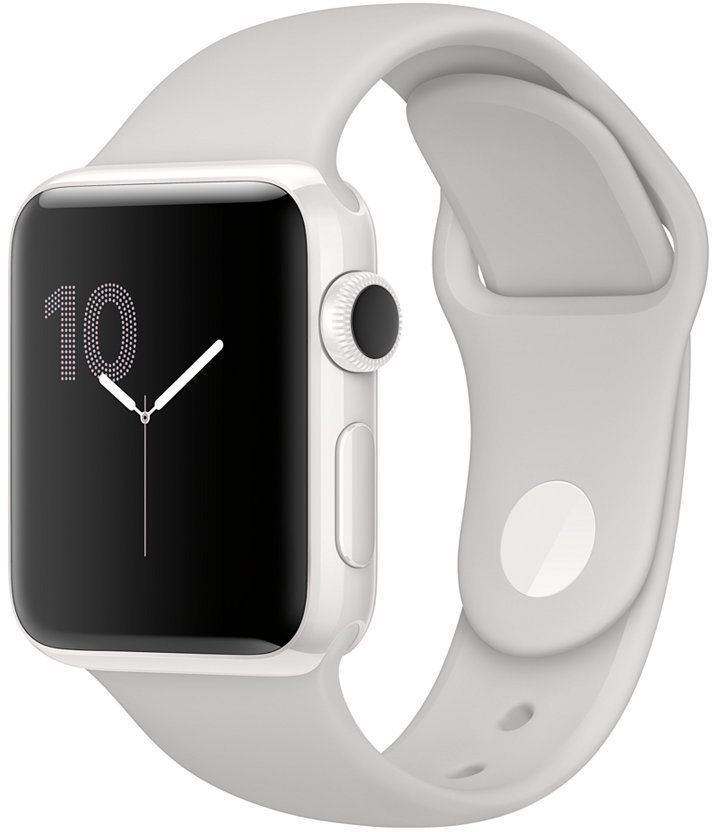 Apple Watch Edition 38mm White Ceramic Case With Cloud Sport Band Buy Apple Watch Apple Watch Apple Watch Edition
