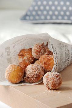 Liebesbotschaft's-Zimtkugeln-Rezept - einfach und sehr lecker!