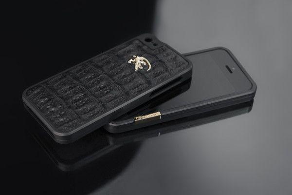 Gresso Titanium Bumper iPhone 5 case
