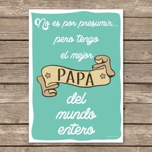 Día del padre | Father's Day