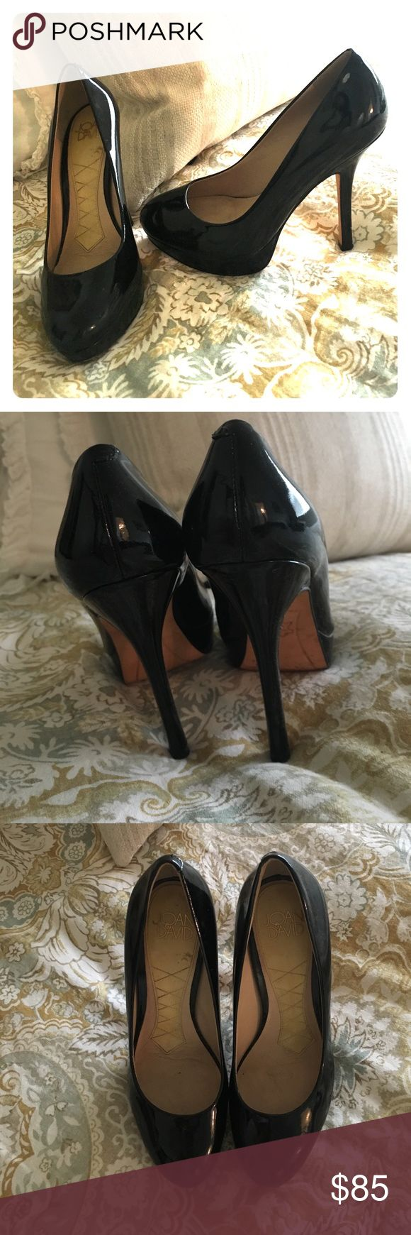 Joan & David pumps Pre-owned pumps. In super good condition. Literally like new! Joan & David Shoes Heels