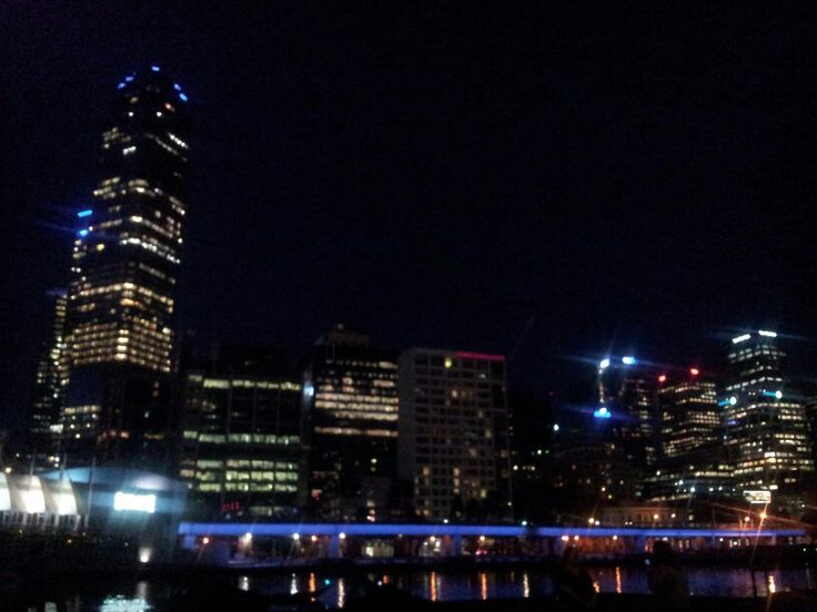 My view from Southbank