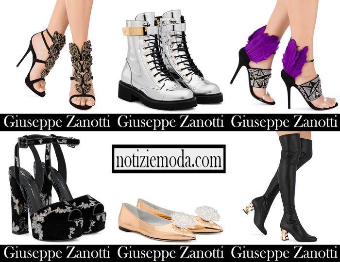 Scarpe Zanotti 2018 2019 nuovi arrivi calzature donna