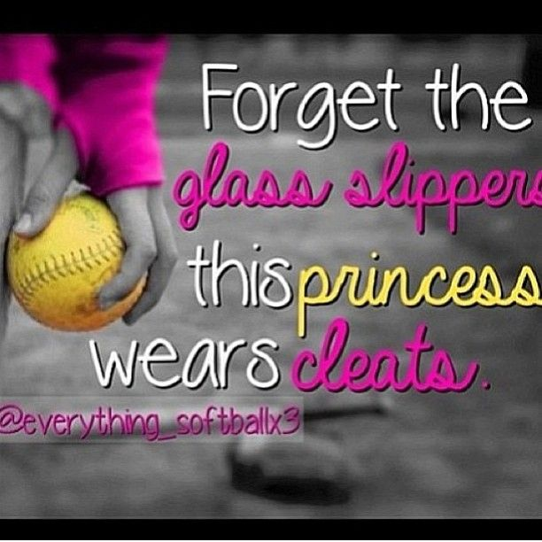 Reminds me of my Haley! She rocked the mound!