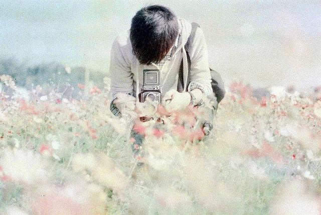 _春色騷騷。 by eliot., via Flickr: Twin Lens, Art Photography, 2 5 Boys, Byeliot, Camera, 10 000 Photographers, By Eliot, Bi Eliot, Nice Photos