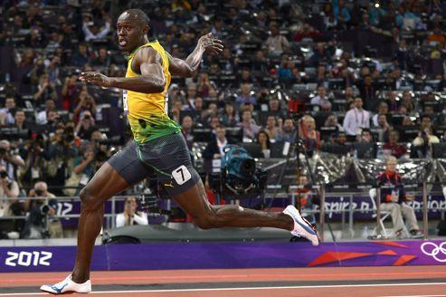 De grandes similitudes entre Usain Bolt et le guépard