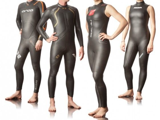 14 Triathlon Wetsuits Reviewed - Triathlete.com