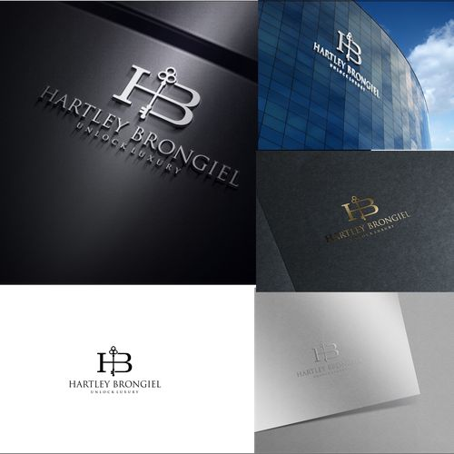 Hartley Brongiel (The Hartley Brongiel Team) (HB) - Real Estate Team needs Luxury Branding We are a team of real estate agents, focusing on the luxury market. Our brokerage is Keefe Real Estate, located in L...