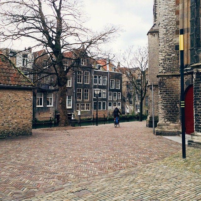 Dordrecht in Netherlands