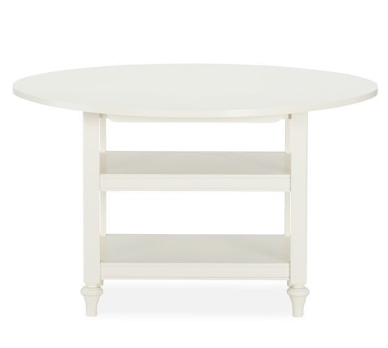 Shayne Drop Leaf Kitchen Table Pottery Barn On Sale For