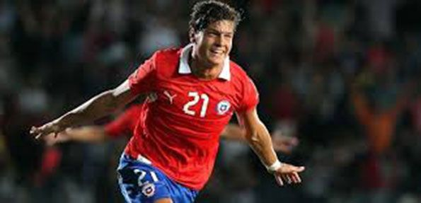 The Ten ABSOLUTE HOTTEST Guys You'll See at the World Cup | Miiko Albornoz, Chile