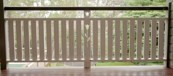 Image result for timber balustrade external