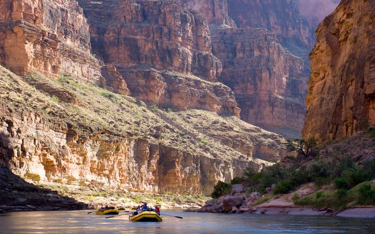 "Join National Geographic's ""Best River & Sea Outfitter on Earth"" for the Grand Canyon rafting trip of a lifetime from Lees Ferry to Lake Mead."