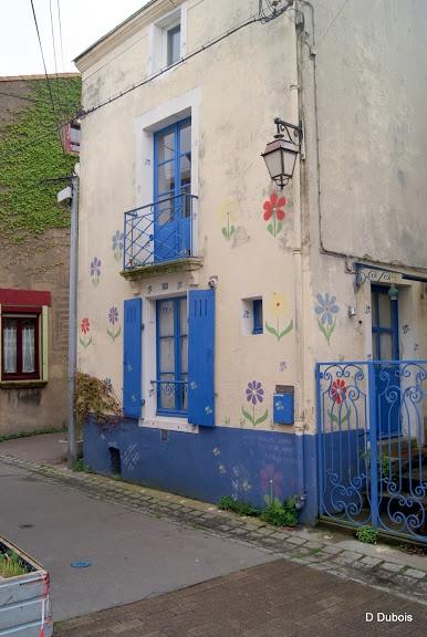 Trentemoult - village coloré Rezé - Dubois dominique - Picasa Albums Web