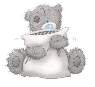 tattered teddy |