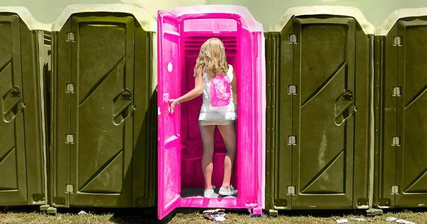 :)) New Startup Allows Women To Pee Standing Up Better Than Men