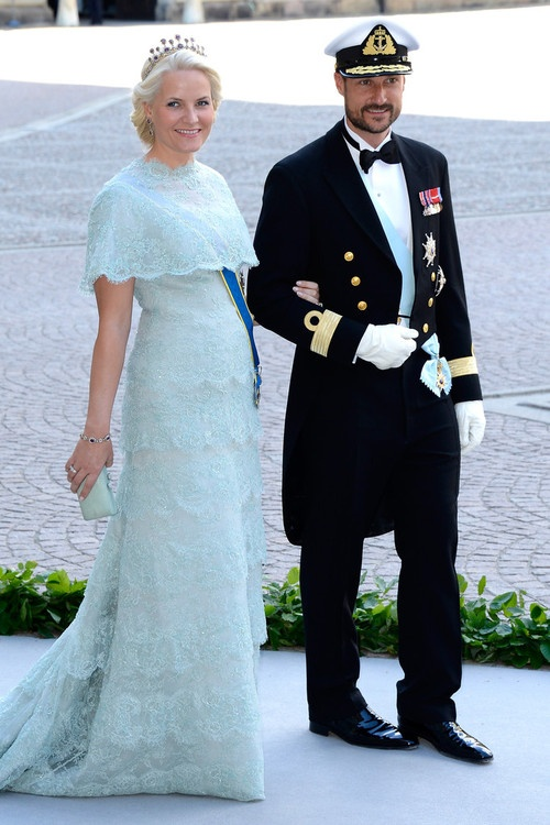 Prince Haakon and Princess Mette-Marit