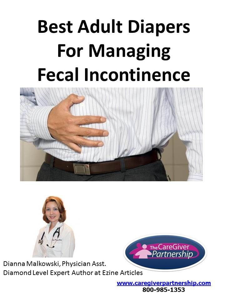 Male Urinary Diseases: Fecal Incontinence Problems Are Very Embarrassing And They