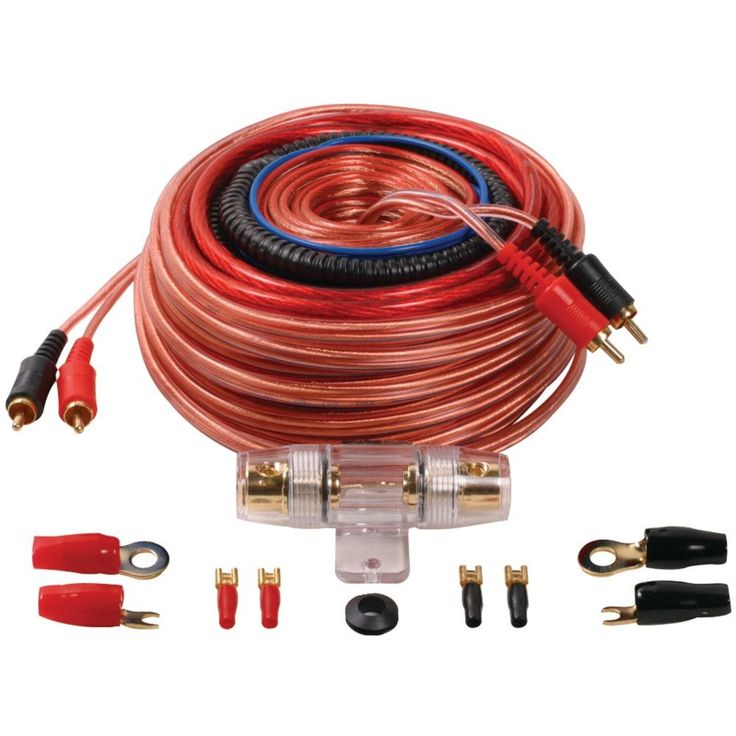 Db Link X-treme Series 8-gauge Amp Installation Kit