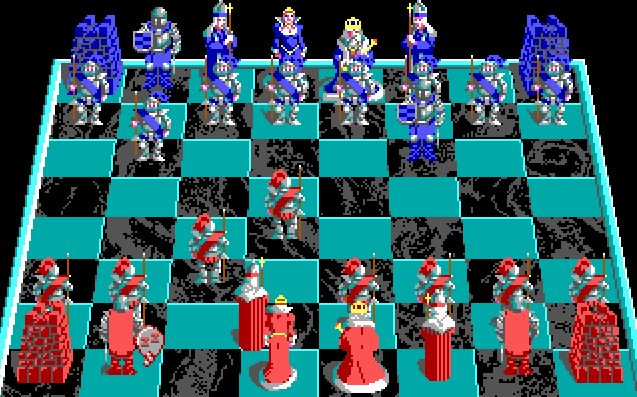 Battle Chess!