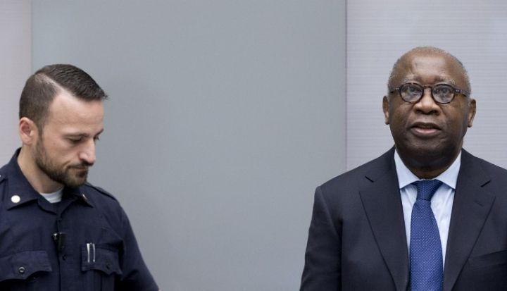 Début du procès de Laurent Gbagbo et Charles Blé Goudé devant la CPI - Abidjan.net Photos