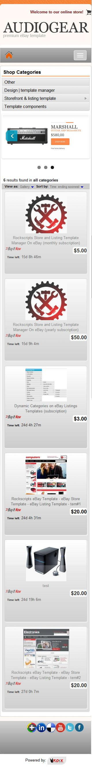 18 best Free eBay Template images on Pinterest | Business, Ebay ...