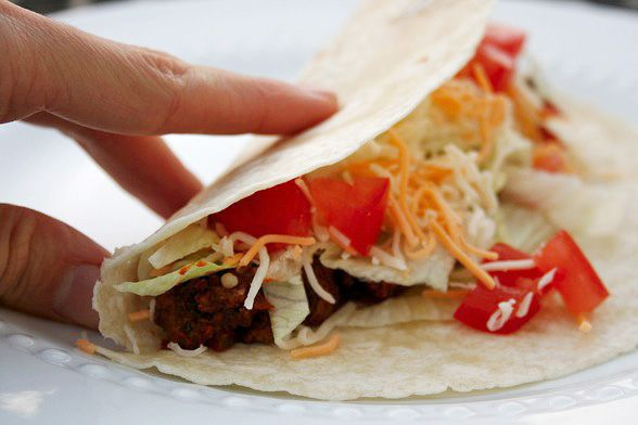 homemade taco filling | Recipes | Pinterest