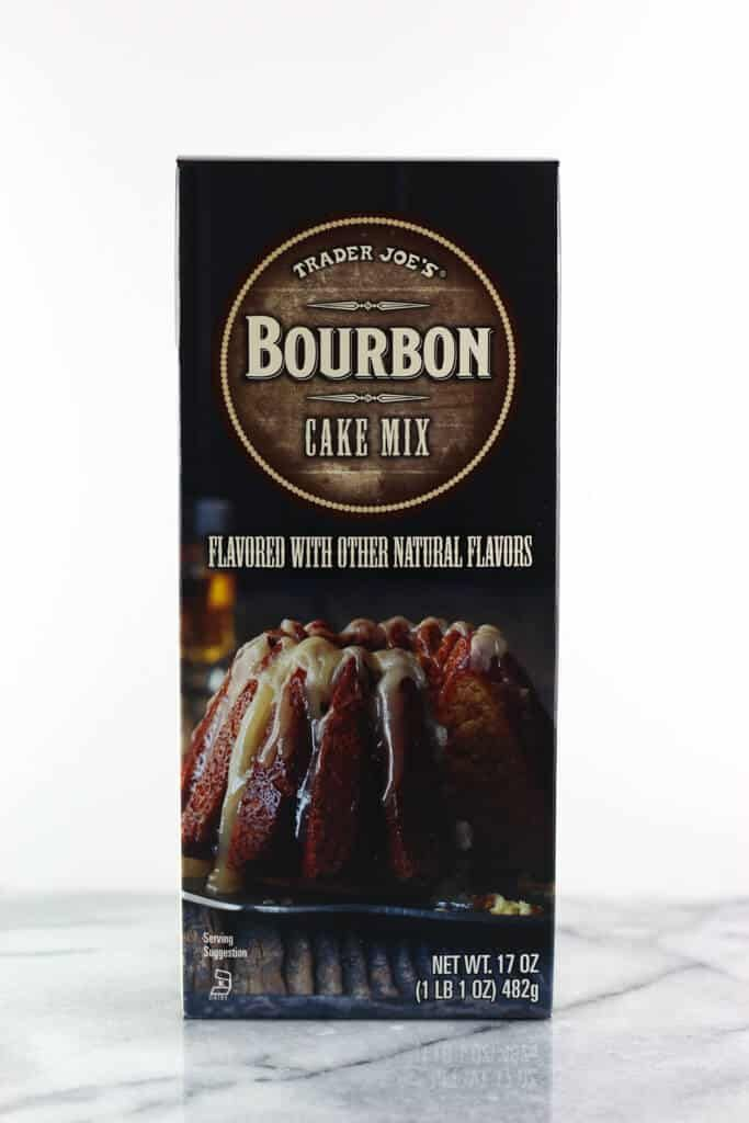 Trader Joes Bourbon Cake Mix Review Traderjoes