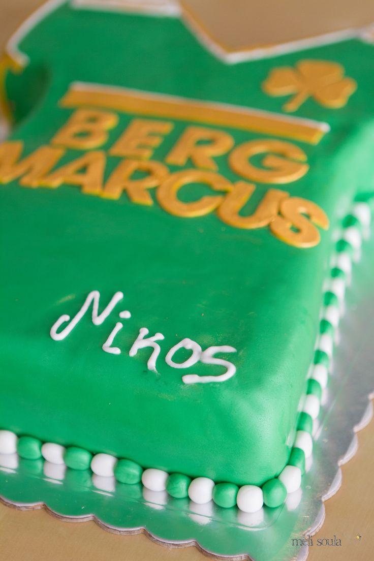 #Marcus_Berg #birthday #Cake
