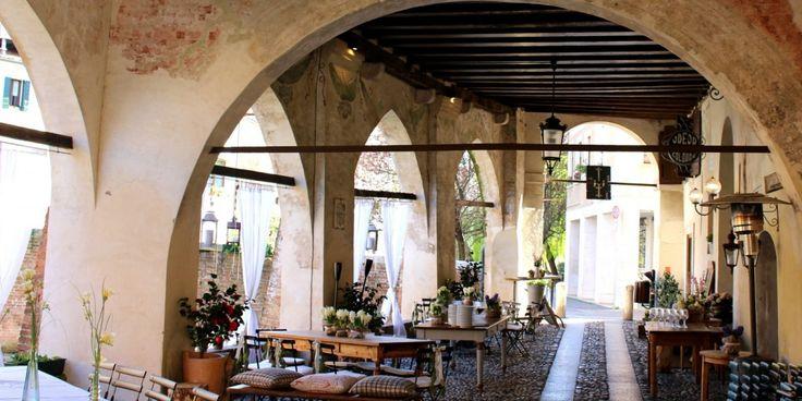 10 locali dove mangiare all'aperto in centro a Treviso