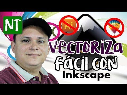 inkscape la merjor altelnativa a Corel Draw ó Illustrator GRATIS Novedades Tecnológicas - YouTube