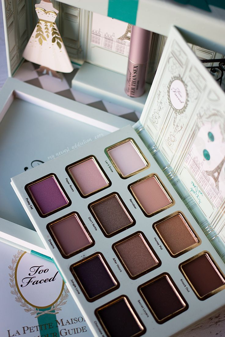 Too Faced La Petite Maison - Too Faced Christma Collection - #toofaced