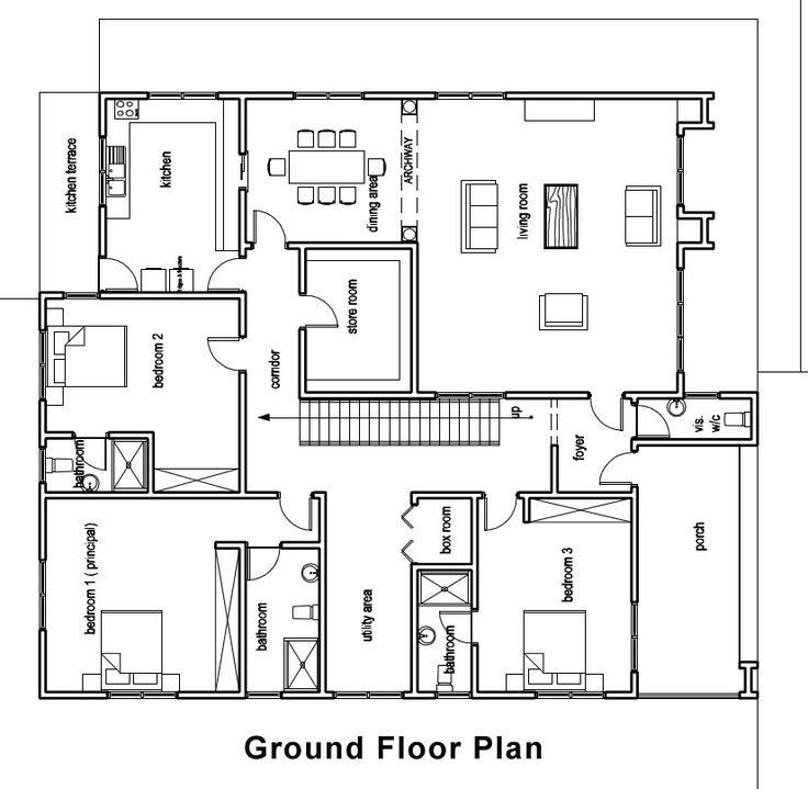 28x38 house plans. ghana house plans padi plan bed floor simple home office layout 435 best cool images on Pinterest  Floor House