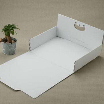 Cuddly Hearts/携帯バッグ型簡易ペットトイレ White 1260yen ペットとお出かけする際の便利な必需品!