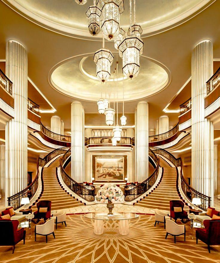 Elegant Mansion Foyers