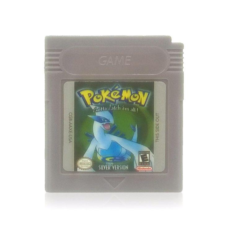 Pokémon Silver Version Reproduction