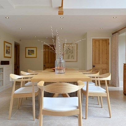 Discover smart and stylish ideas for dining rooms from The List members on HOUSE - design, food and travel by House & Garden.