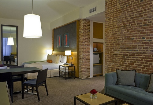 A Hip Place To Stay In Kentucky The Museum Hotel Louisville