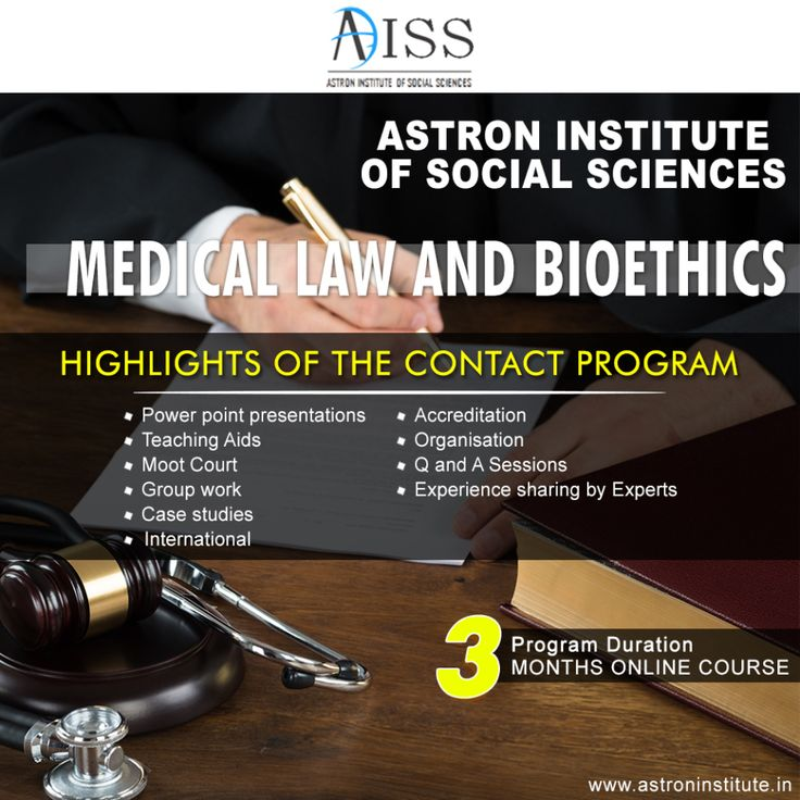 A Career in Bioethics- An Expertise in Medical Science Beyond Law - medical records job description